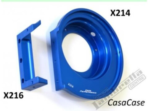 Lambretta Cylinder Cowling Support CasaCase Blue Casa Pro (DW-CPX216)