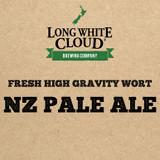NZ Pale Ale - High Gravity Wort Recipe