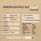American Pale Ale - High Gravity Wort Recipe