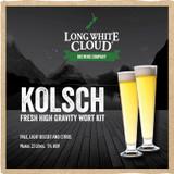 Kolsch - High Gravity Wort Recipe