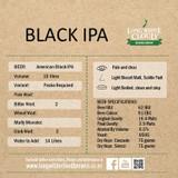 Black IPA - High Gravity Wort Recipe