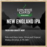 New England IPA (NEIPA) - High Gravity Wort Recipe