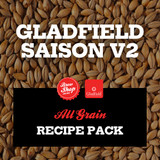 Gladfield Saison V2 - All-Grain Recipe