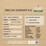 English Summer Ale - High Gravity Wort Recipe