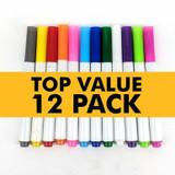 Liquid Chalk Pen - 12 Pack