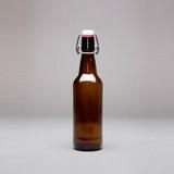 500ml Flip Top Glass Bottles (dozen)