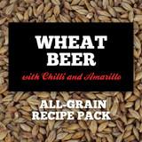 Wheat Beer with Chilli and Amarillo - All-Grain Recipe
