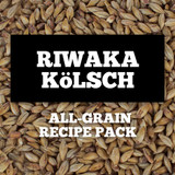 Riwaka Kölsch - All-Grain Recipe
