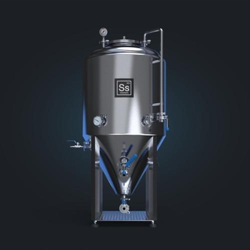 Ss Jacketed Unitank Fermenter - 2BBL