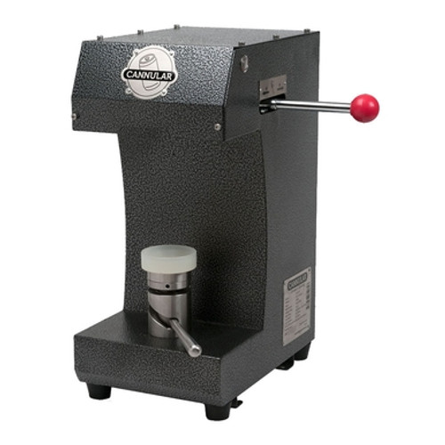 Cannular Canning Machine - Bench-Top Can Seamer