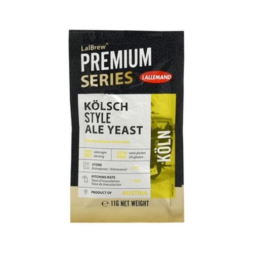 Kölsch Style Ale Yeast