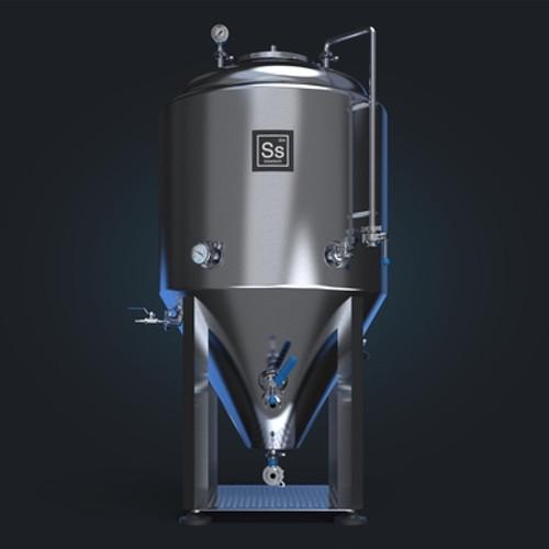 Ss Jacketed Unitank Fermenter - 3.5BBL