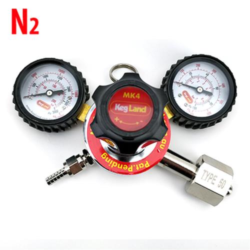 Regulator - MK4 Single Nitrogen