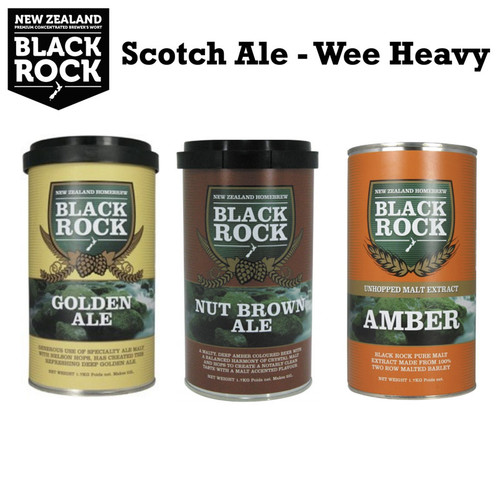 Black Rock Scotch Ale - Wee Heavy