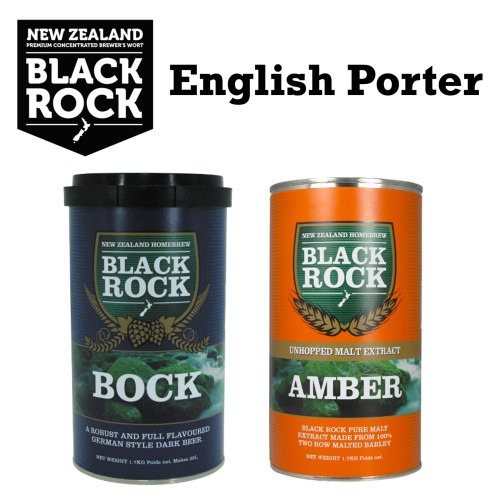 Black Rock English Porter