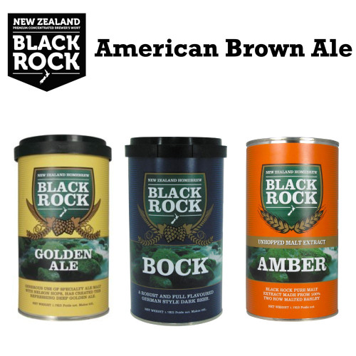 Black Rock American Brown Ale
