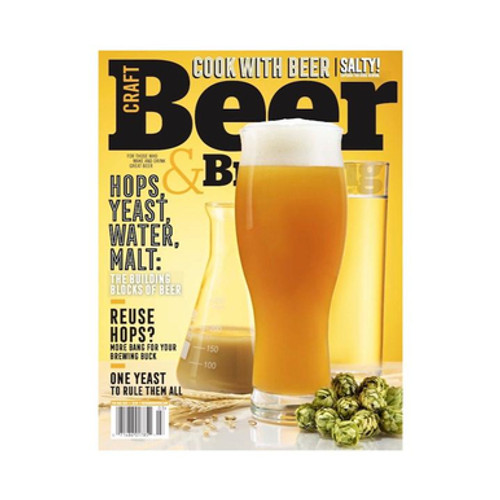 Craft Beer and Brewing Magazine - Feb/Mar 2020