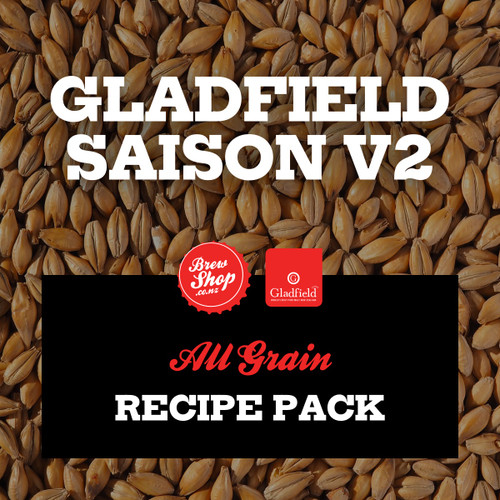 Gladfield Saison V2 - All-Grain Recipe