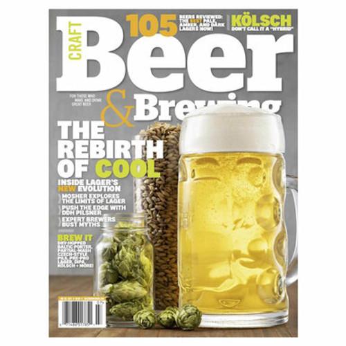 Craft Beer and Brewing Magazine - Jun/Jul 2021