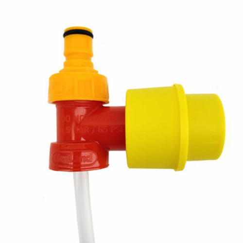 Gas Free Ball Lock Line Cleaning Kit - PET Party Pump Combo