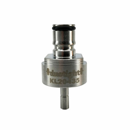 Carbonation And Line Cleaning Cap - Stainless - Duotight