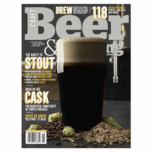 Craft Beer and Brewing Magazine - Oct/Nov 2021