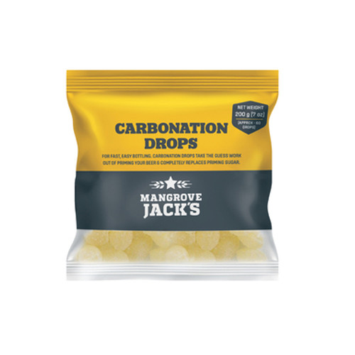 Carbonation Drops - Mangrove Jack's
