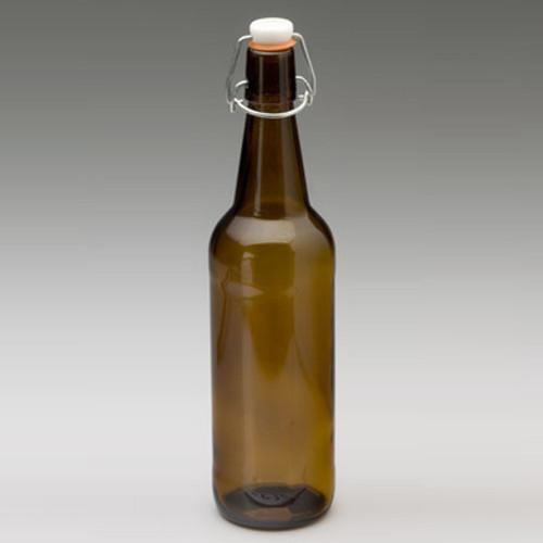 750ml Flip Top Glass Bottles (dozen)