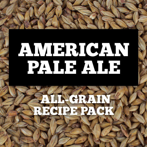 American Pale Ale - All-Grain Recipe