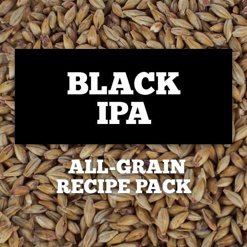 Black IPA - All-Grain Recipe