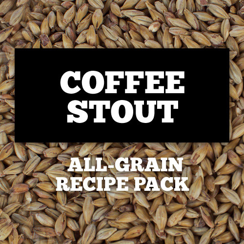 Coffee Stout - All-Grain Recipe