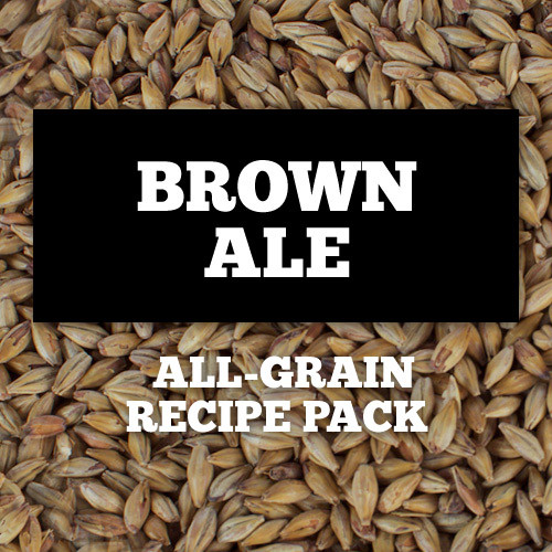 Brown Ale - All-Grain Recipe
