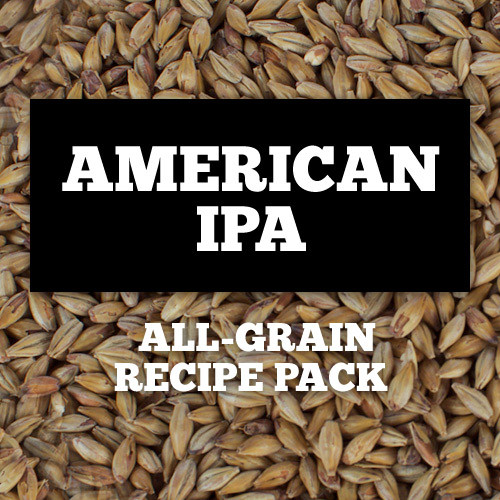 American IPA - All-Grain Recipe