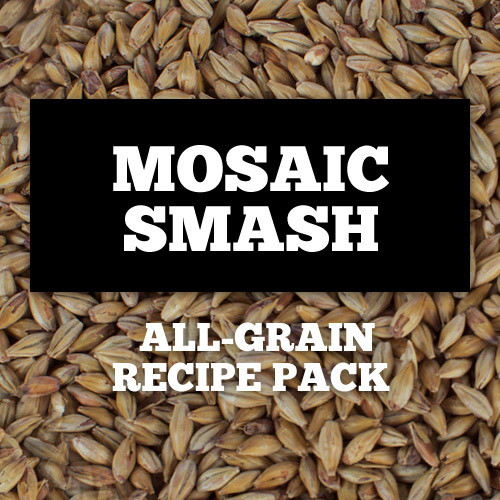 Mosaic SMaSH - All-Grain Recipe