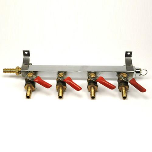 CO2 Distributor - 4-Way