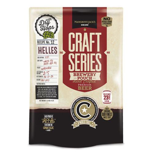 Mangrove Jack's Craft Series Helles Lager