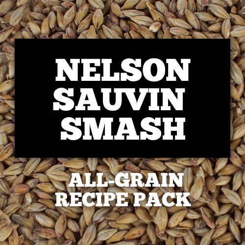 Nelson Sauvin SMaSH - All-Grain Recipe