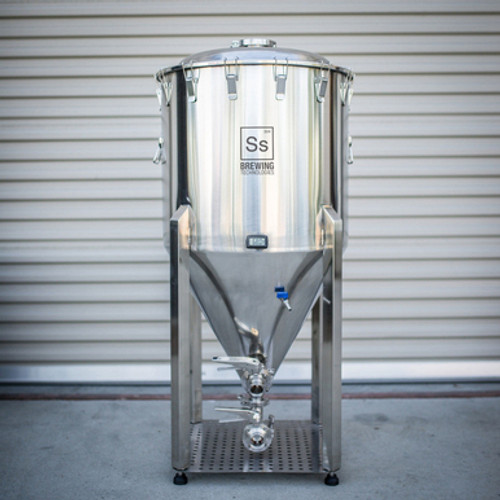 Ss Chronical 155L Stainless Fermenter - Brewmaster Edition