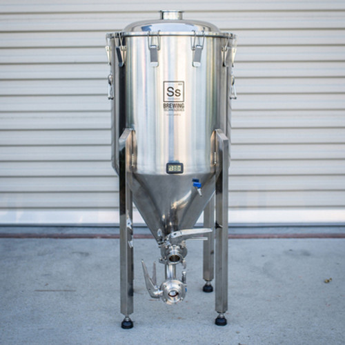 Ss Chronical 64L Stainless Fermenter - Brewmaster Edition