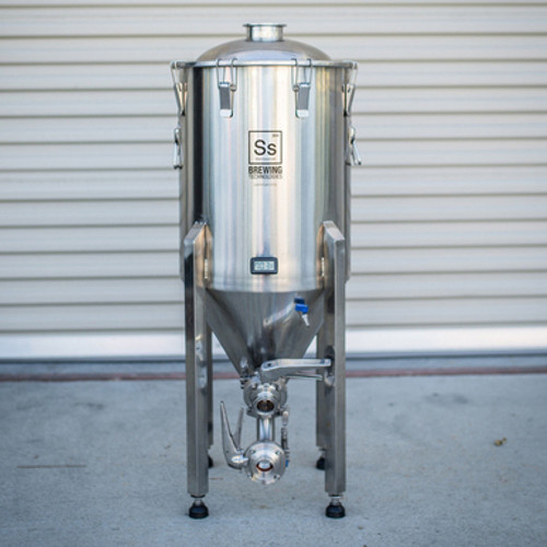 Ss Chronical 52L Stainless Fermenter - Brewmaster Edition