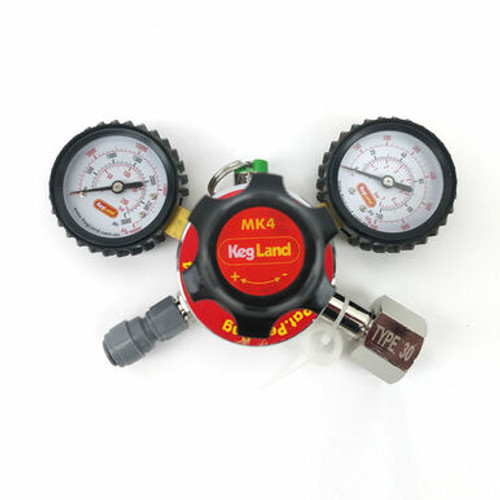 Regulator - MK4 Single CO2