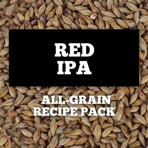 Red IPA - All-Grain Recipe