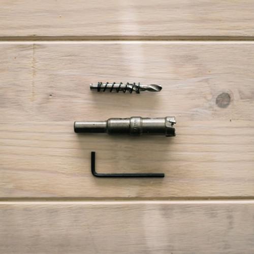 Drill Bit - 17 mm Hole Saw