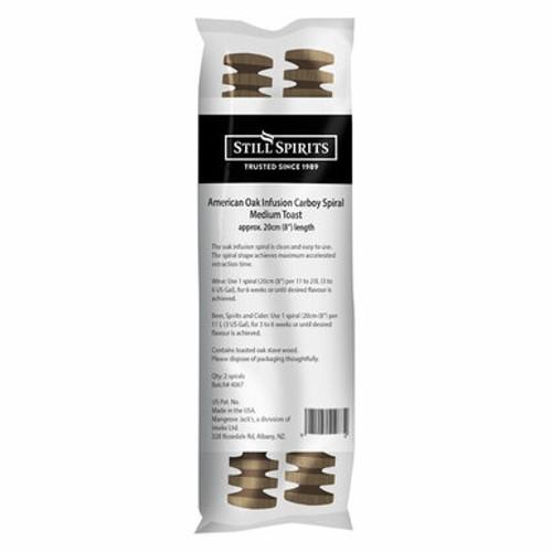 Oak Spiral - American Medium Toast