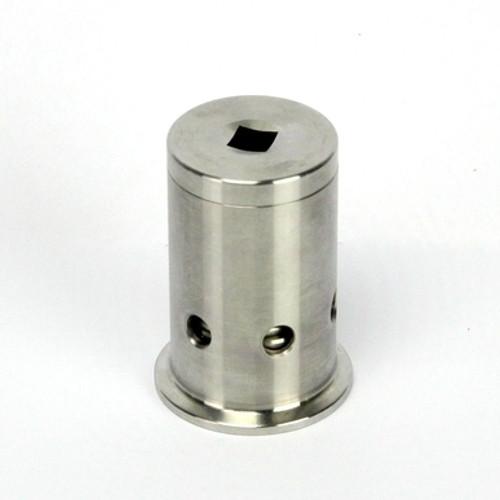 """Pressure Vacuum Relief Valve - 1.5"""" Tri-Clamp"""