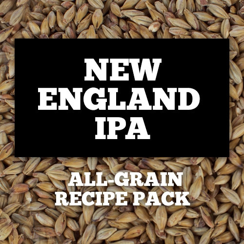 New England IPA - All-Grain Recipe