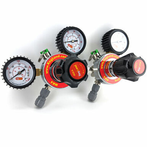 Regulator - MK4 Dual Pressure CO2