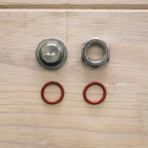 Hole Plug - 17mm Compression
