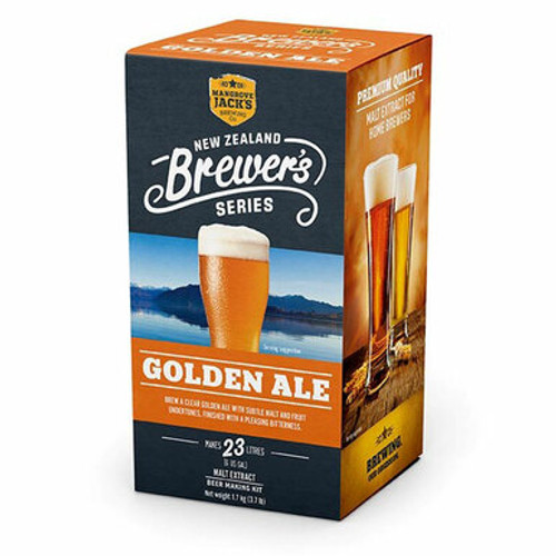 Mangrove Jack's Brewers Series Golden Ale