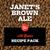 Janet's Brown Ale - All-Grain Recipe